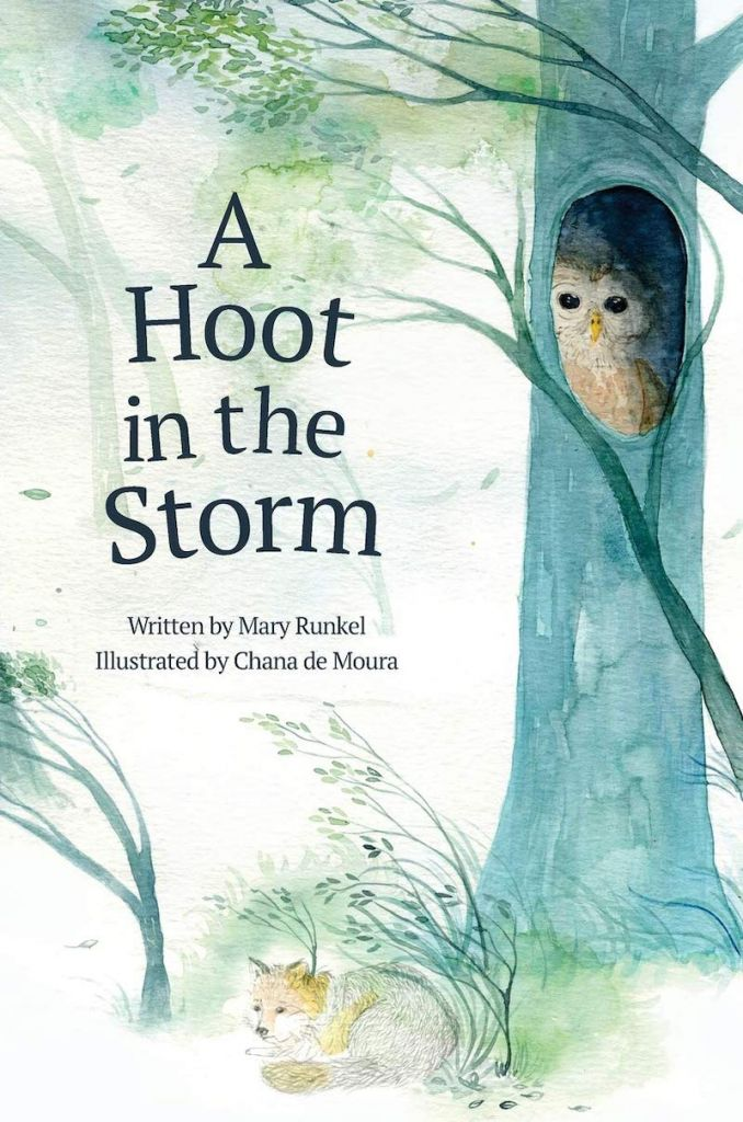A Hoot in the Storm by Mary Runkel