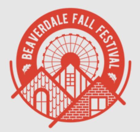 Beaverdale Fall Festival logo
