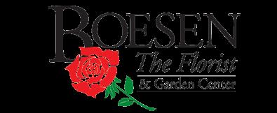 Boesen the Florist logo