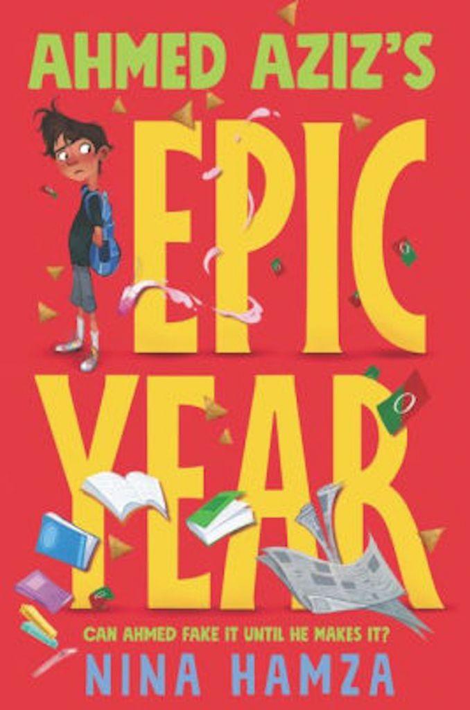 Ahmed Aziz's Epic Year by Nina Hamza
