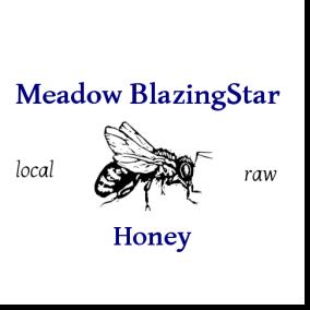 Meadow BlazingStar Honey logo